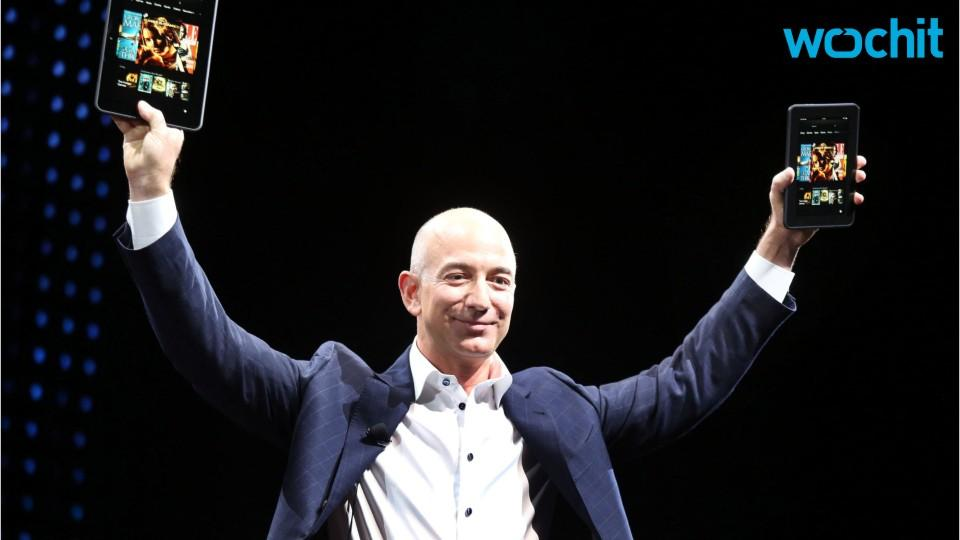 Amazon CEO Jeff Bezos Scores Cameo In 'Star Trek Beyond'