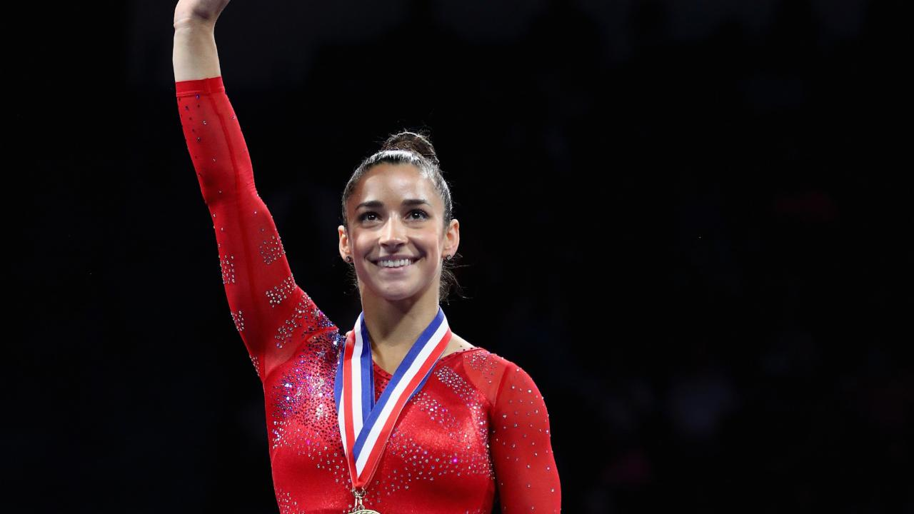 Aly Raisman Is the 'Grandma' of Her Olympic Team, Say Fellow Gymnasts