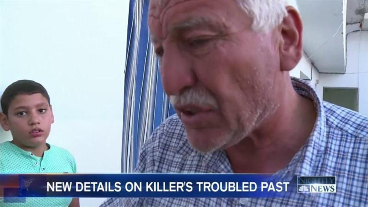 Nice Attacker's Father Speaks out on Son's Troubled Past