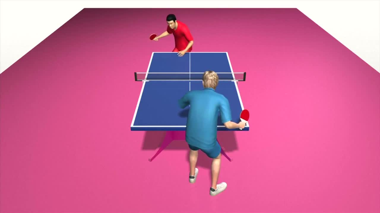 Olympics - Table Tennis event explained