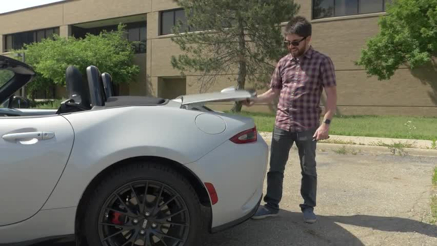 2016 Mazda MX-5 Miata Club | Long-Term Unboxing