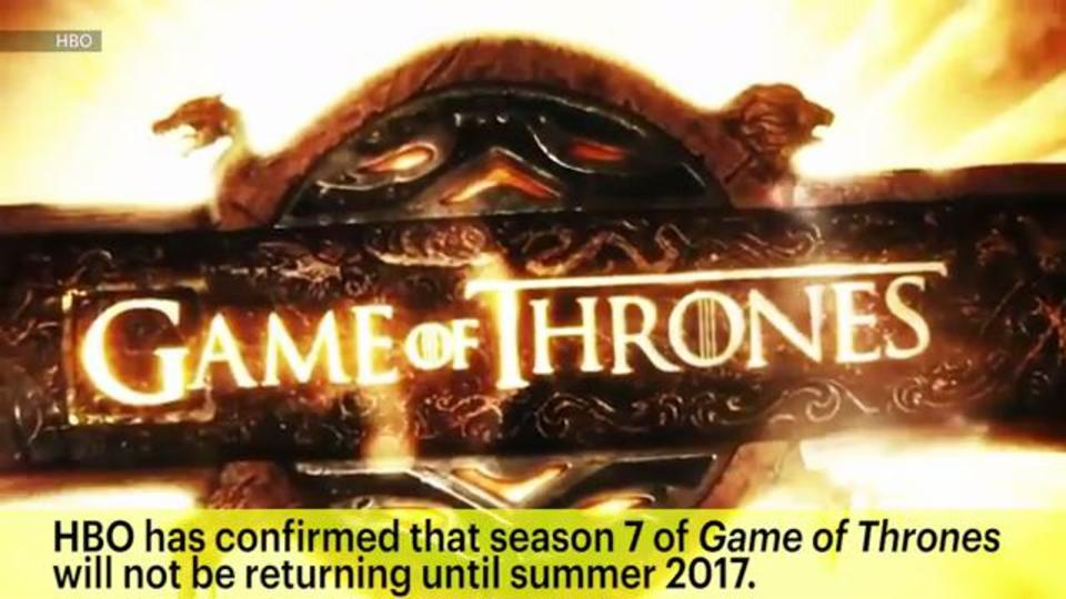 'Game of Thrones' Announces Summer Return, 7 Episodes
