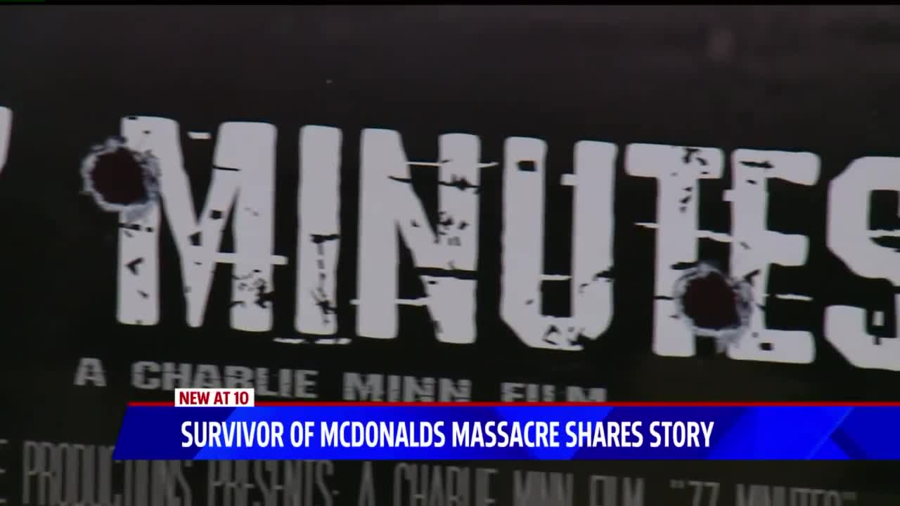 Survivor of 1984 McDonald's Massacre Speaks Out for the First Time