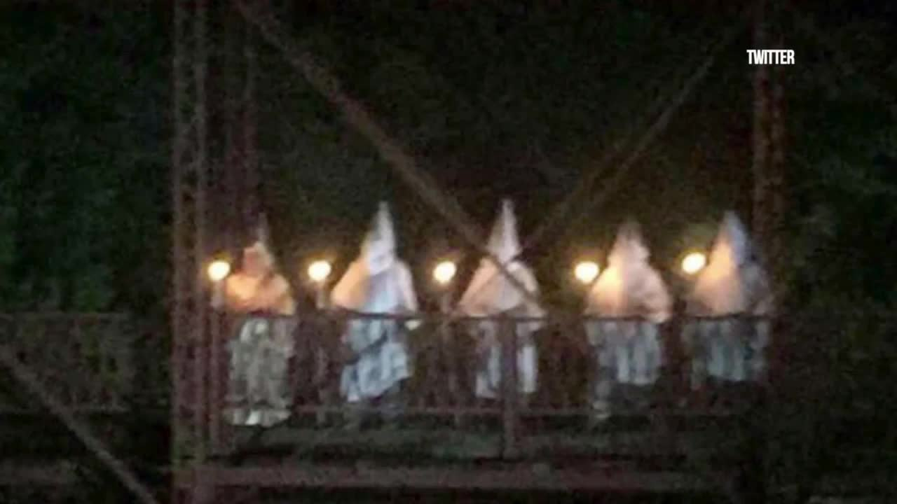 KKK Activity Spotted in Texas Turns Out to Be Reenactment for TV Show