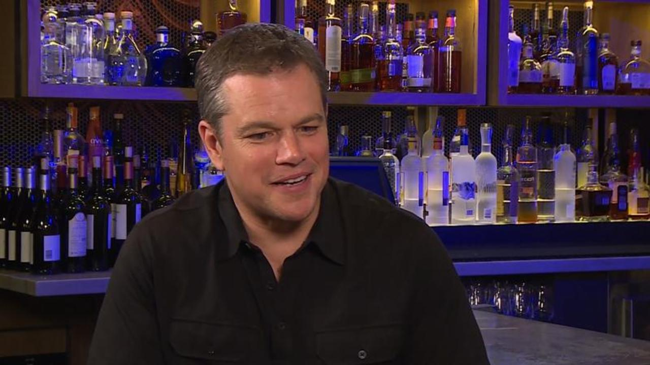 Matt Damon Talks Return to 'Jason Bourne' After 10 Years