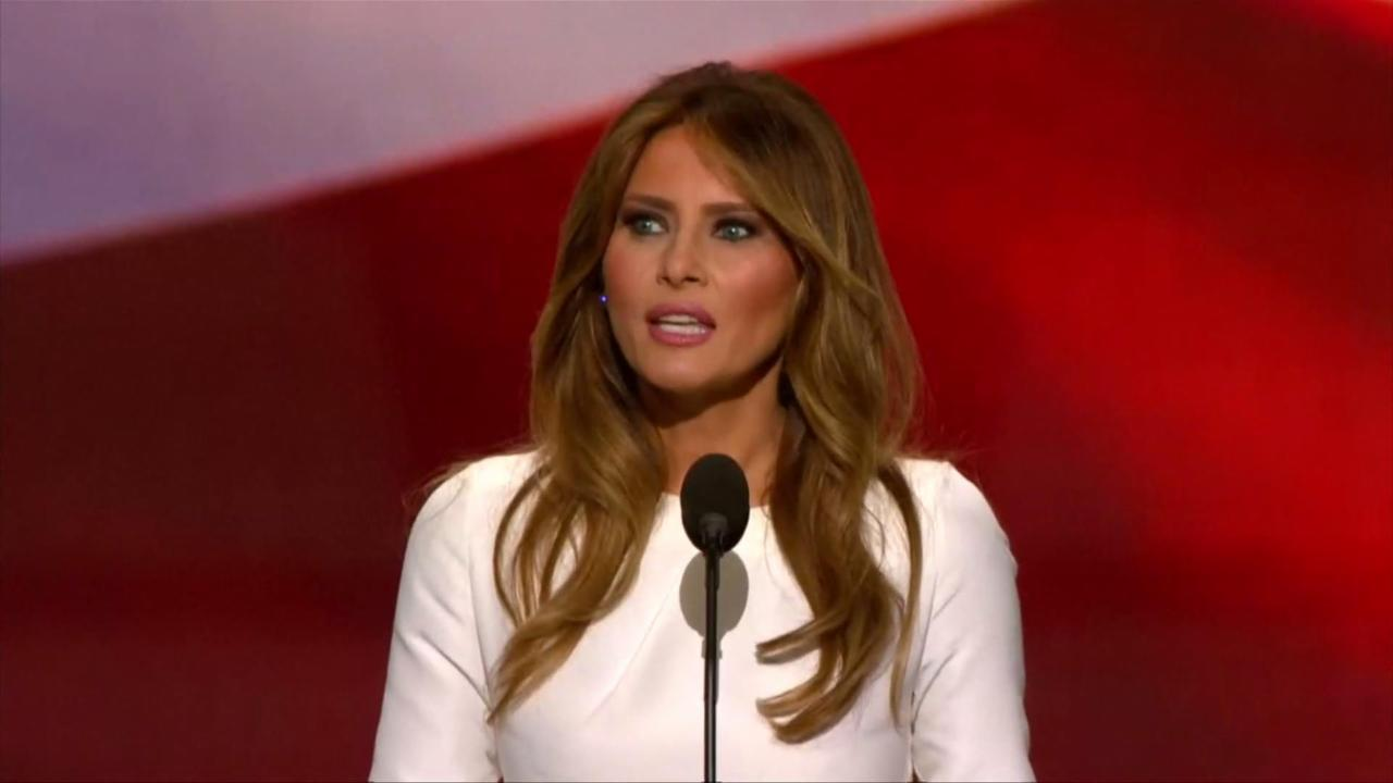 Melania Trump May Have Lied About Having a College Degree