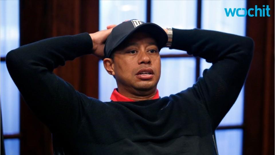 Tiger Woods Will Miss the Masters