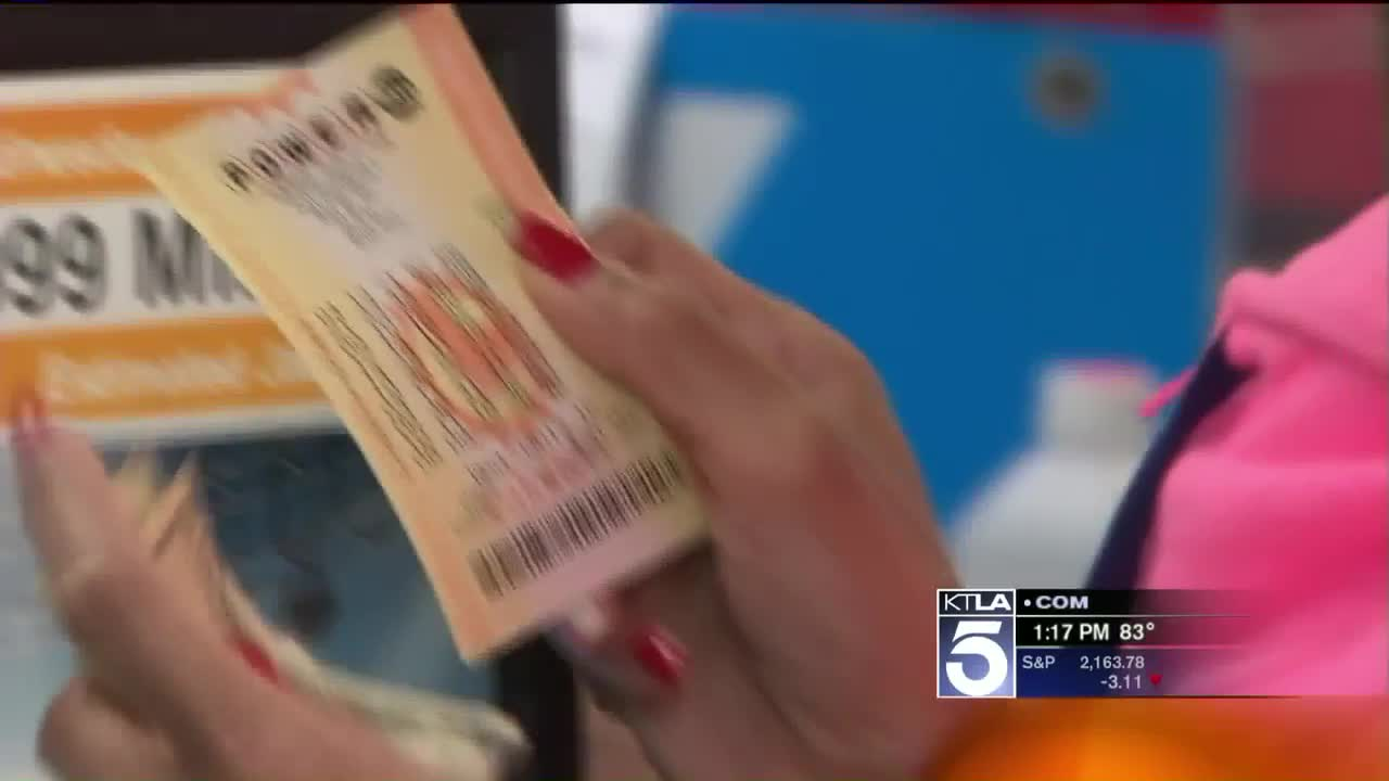 Powerball Jackpot Winners Come Forward More Than Six Months After Drawing