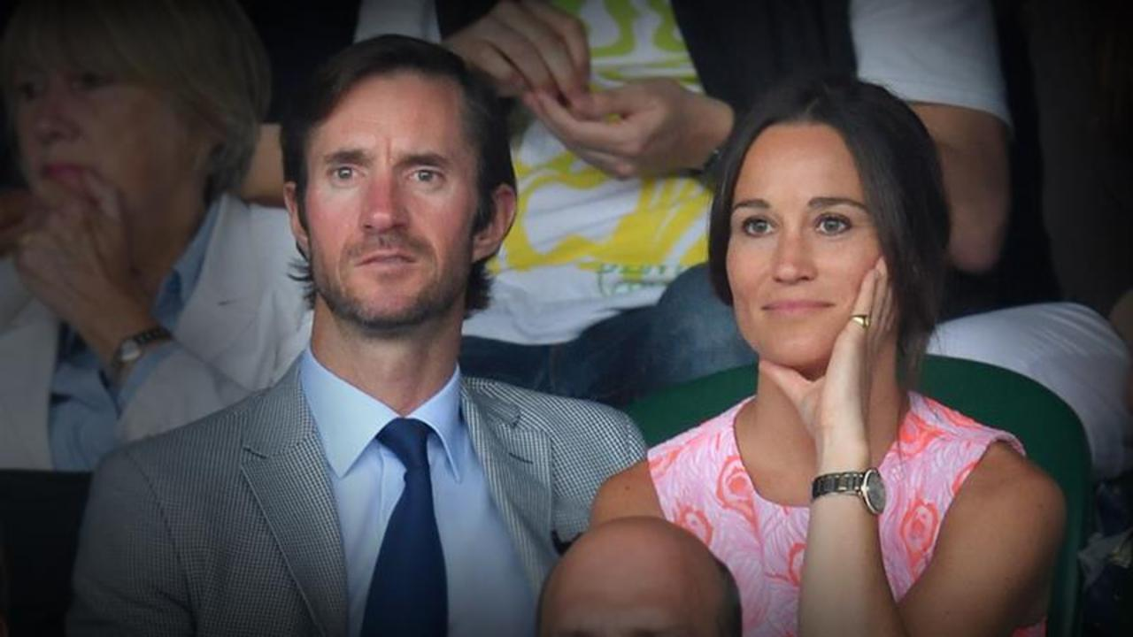 Pippa Middleton's Fantasy Wedding