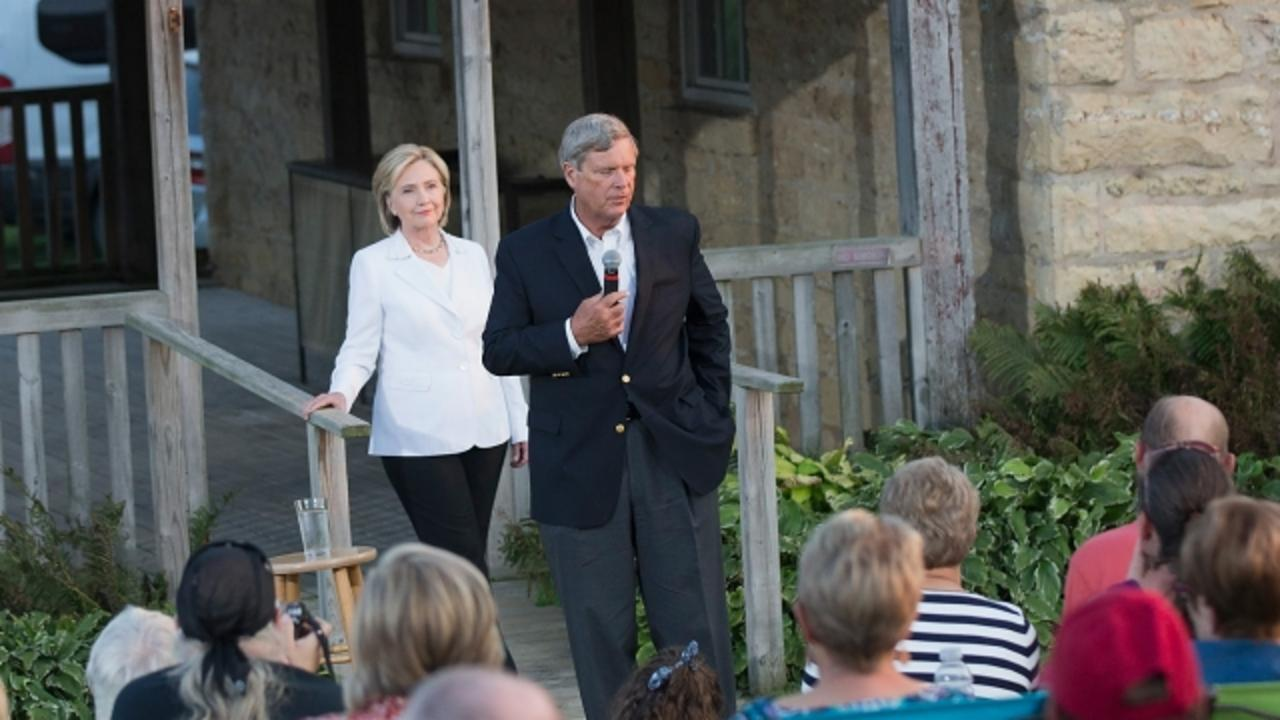 Tom Vilsack Is a Safe VP Pick, Which Is Probably a Plus for Clinton
