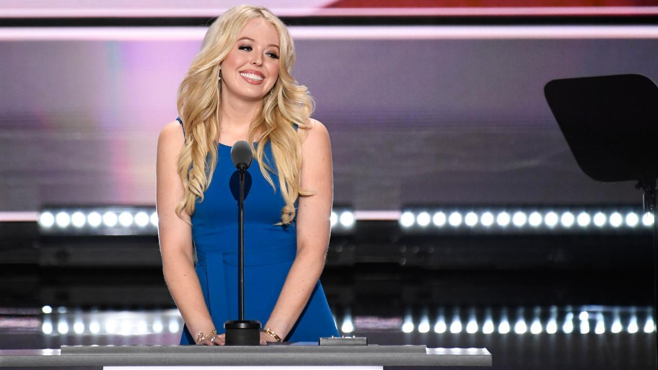 Watch Tiffany Trump Speak at the Republican Convention