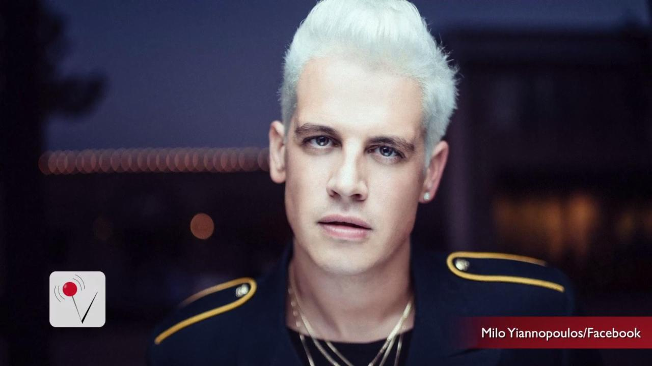 Conservative Writer Milo Yiannopoulos Calls Twitter Suspension the 'Most Gigantic Gift'