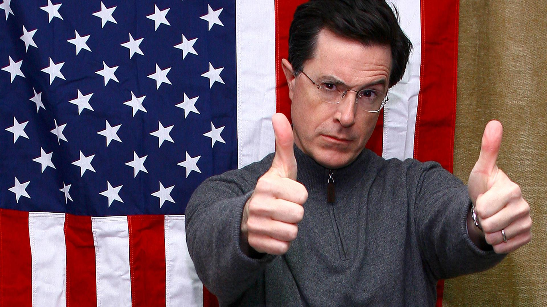 Stephen Colbert Might Be Replaced On The Late Show With James Corden