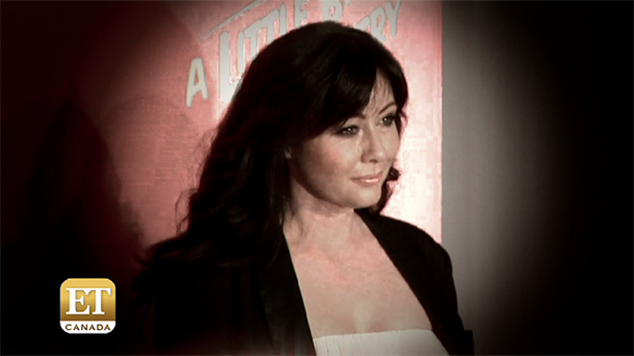 Shannen Doherty Shares Her Cancer Struggle