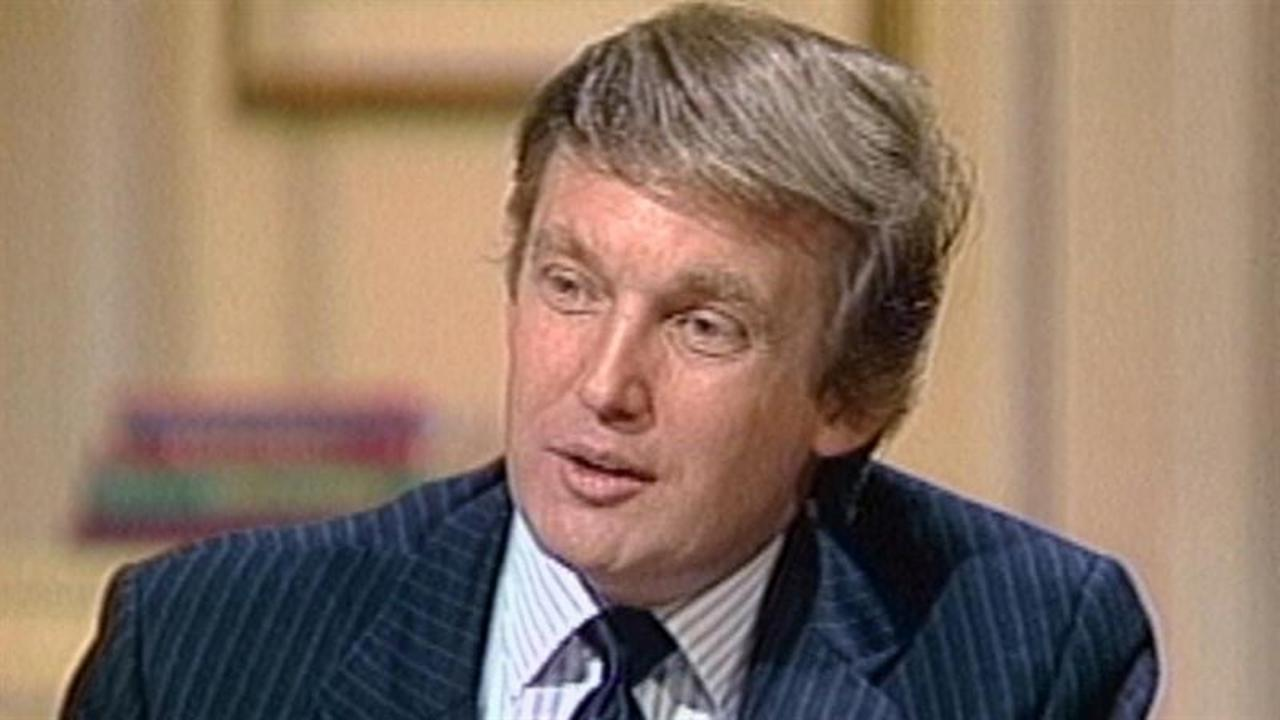 Donald Trump's evolution: See his first appearances on TODAY