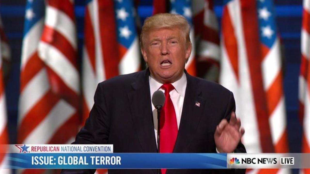 Donald Trump Hits Hillary Clinton of Foreign Policy
