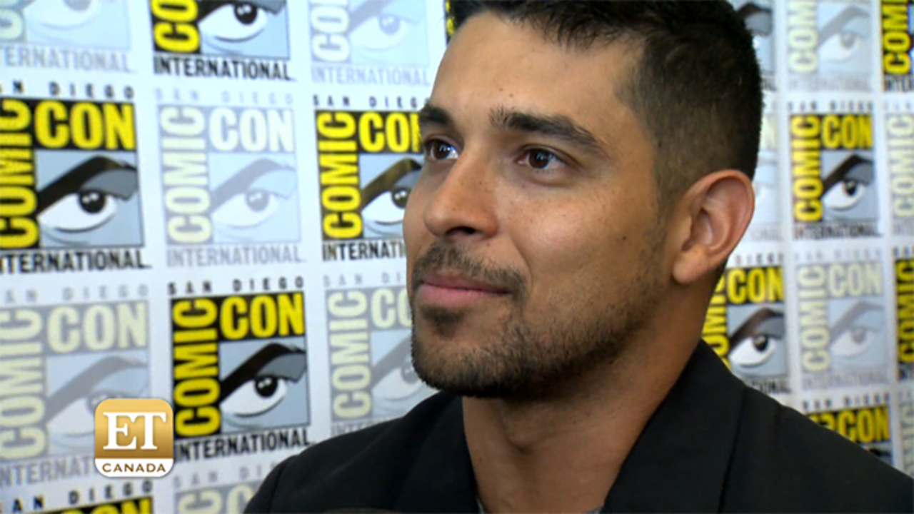 Wilmer Valderrama Talks Joining 'NCIS'