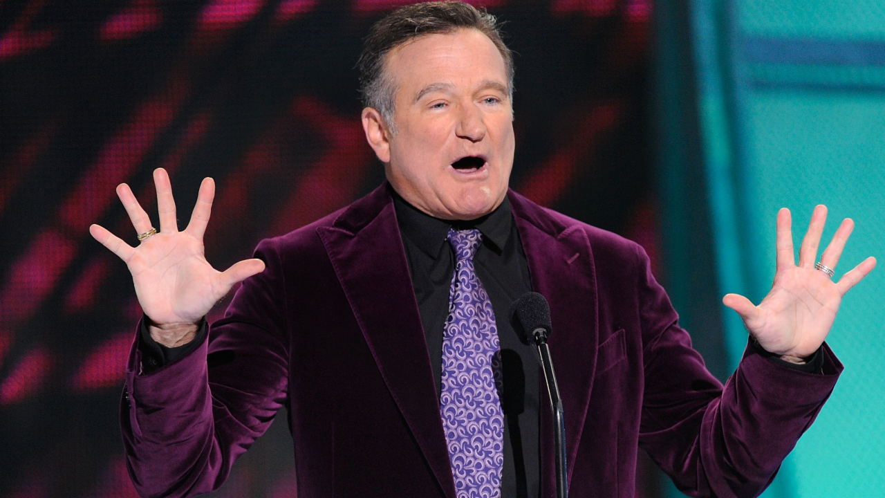 7 Robin Williams Quotes to Live By