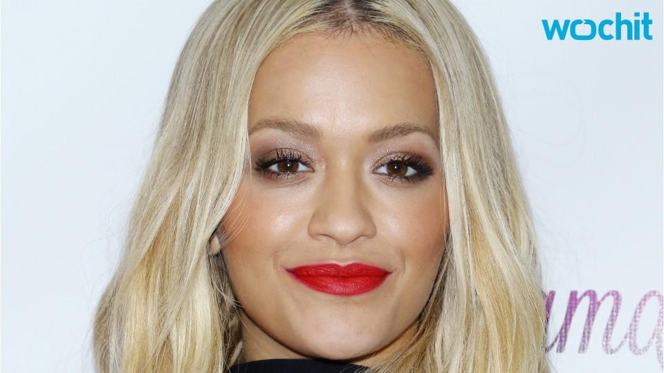 Rita Ora Signs On As New 'America's Next Top Model' Host