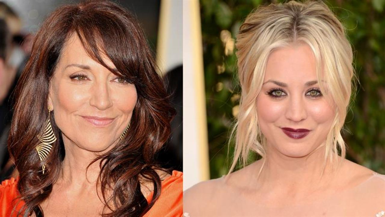 Kaley Cuoco Is Reuniting With Her TV Mom