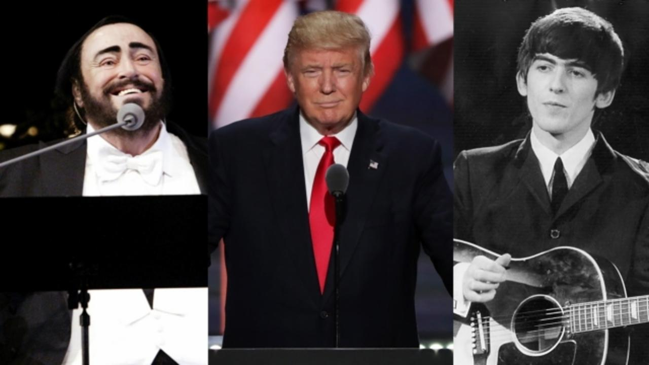 Stop Using Our Songs: Trump, Republicans Get More Objections