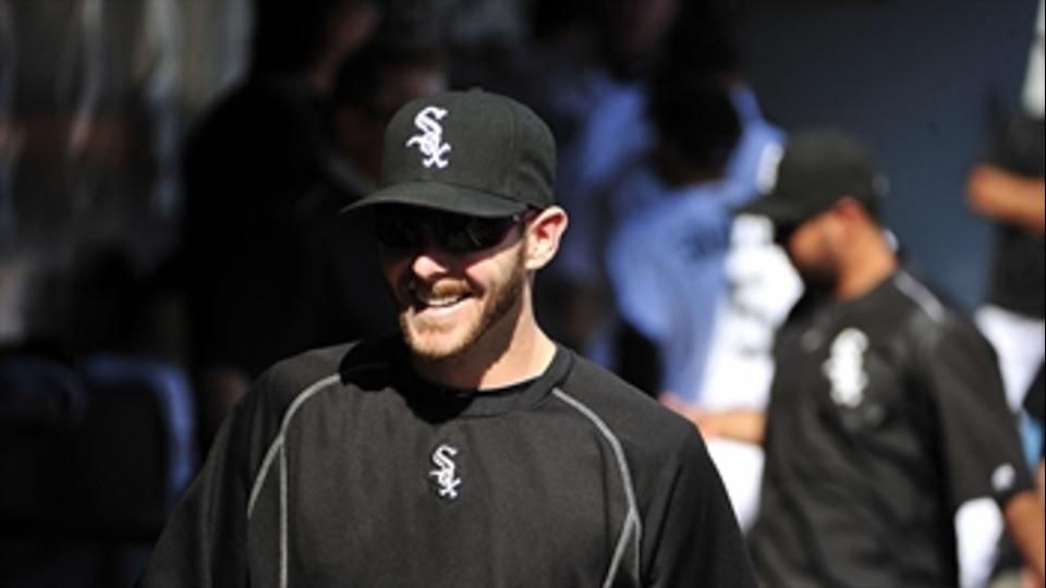 Chris Sale misses start after pregame jersey incident