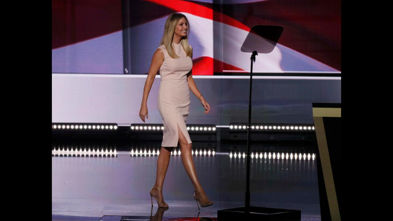 Ivanka Trump tweeted her RNC dress and it sold out within 24 hours