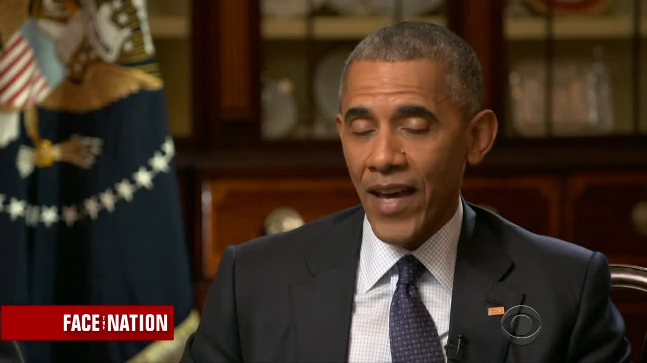 Obama: Clinton prepared to be president