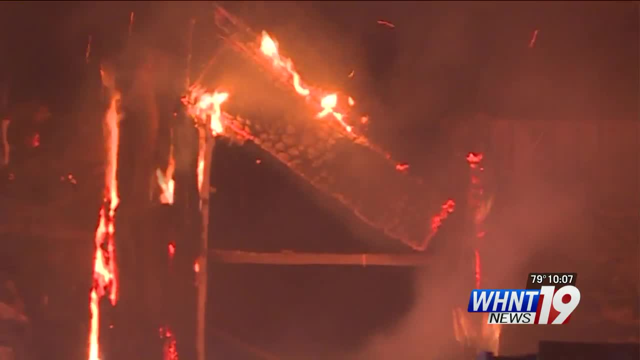 Mother Saves 13-Year-Old Daughter From Burning Home