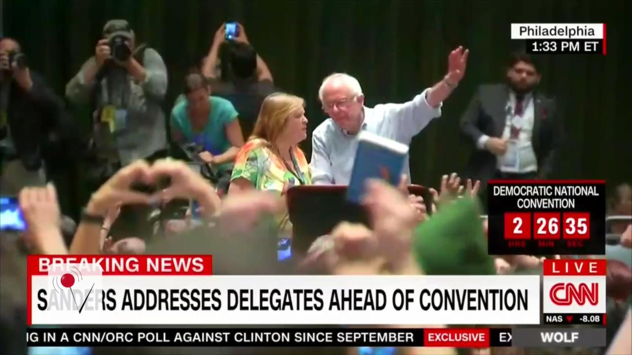 Jane Sanders Caught on Hot Mic Talking to Bernie: What Did She Say?