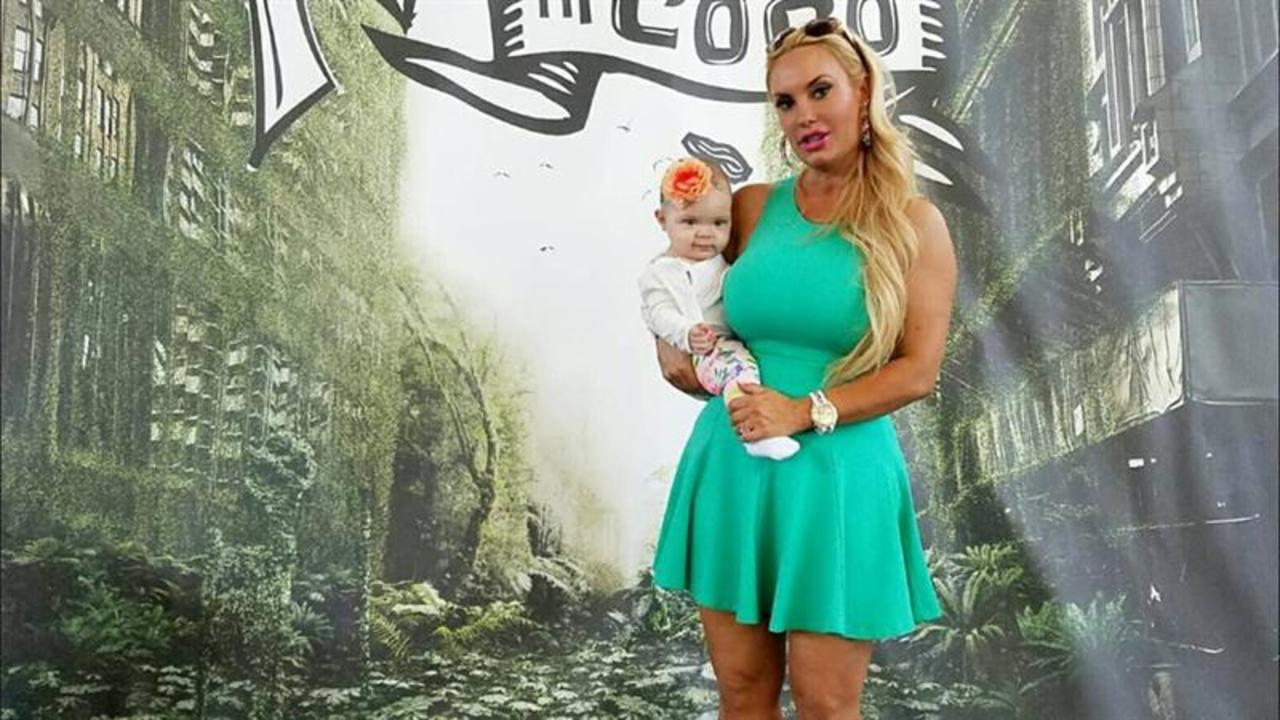 Coco Austin's Daughter Chanel's Red Carpet Debut