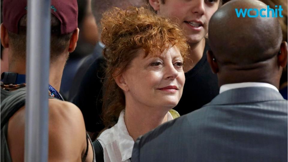 Susan Sarandon Disgusted By DNC