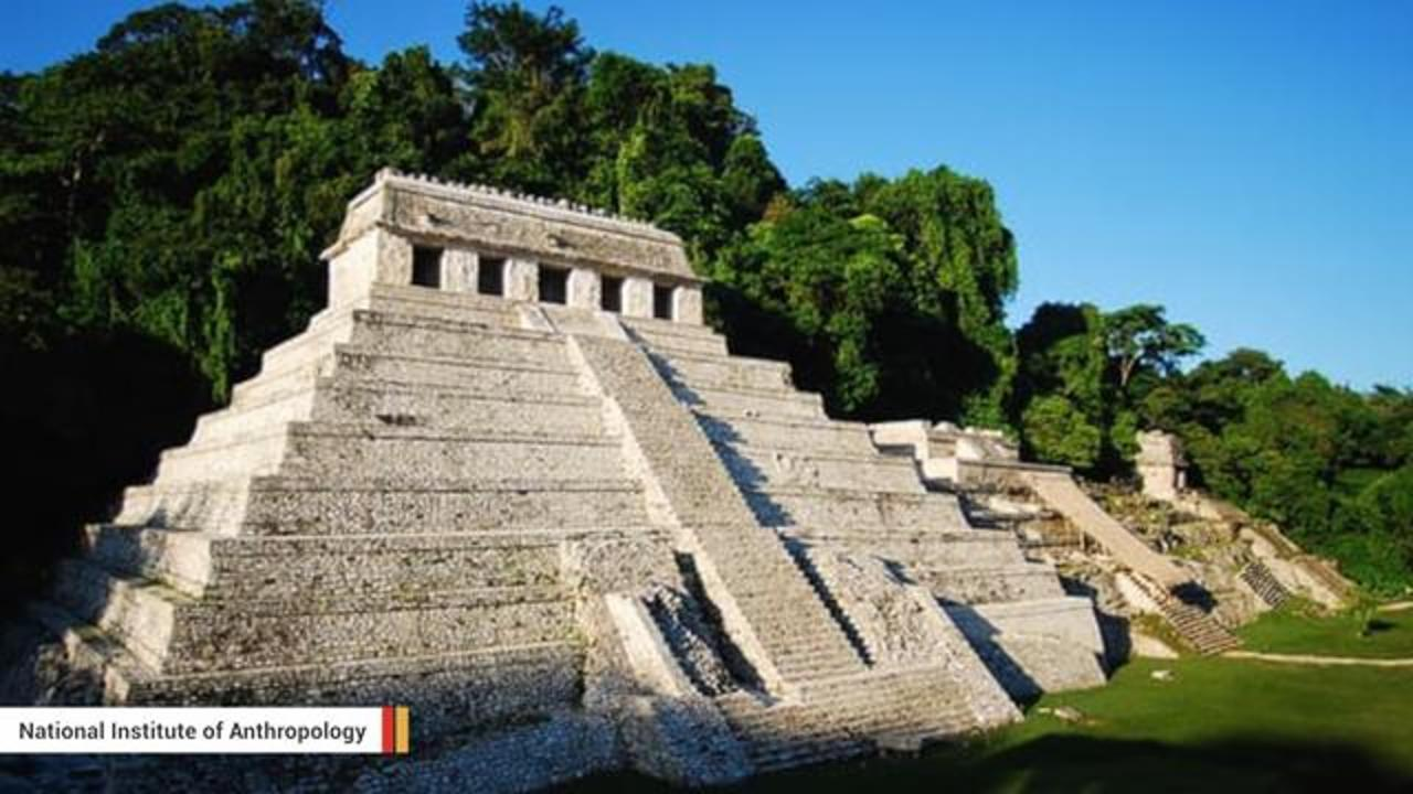 System Of Canals Found Under Mayan Tomb Likely Built As Gateway To Afterlife