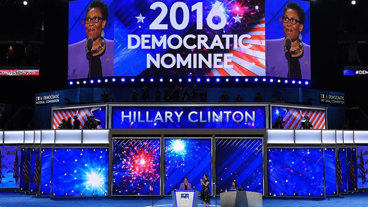 DNC Nominates Hillary Clinton for President