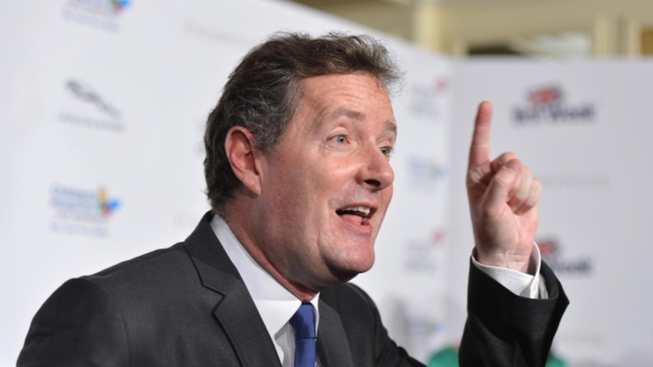 After Another ISIS Attack, Piers Morgan Calls for Stricter Immigration
