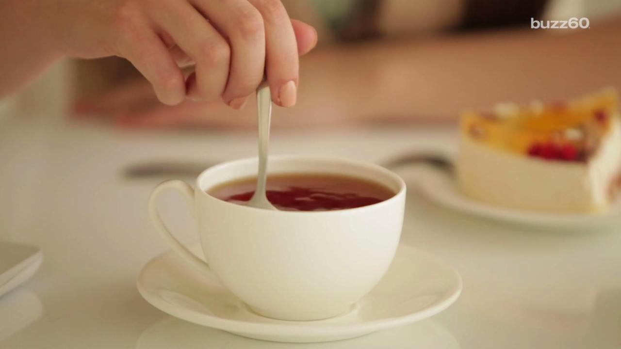 Hot Drinks May Cool You Off Faster in Hot Weather