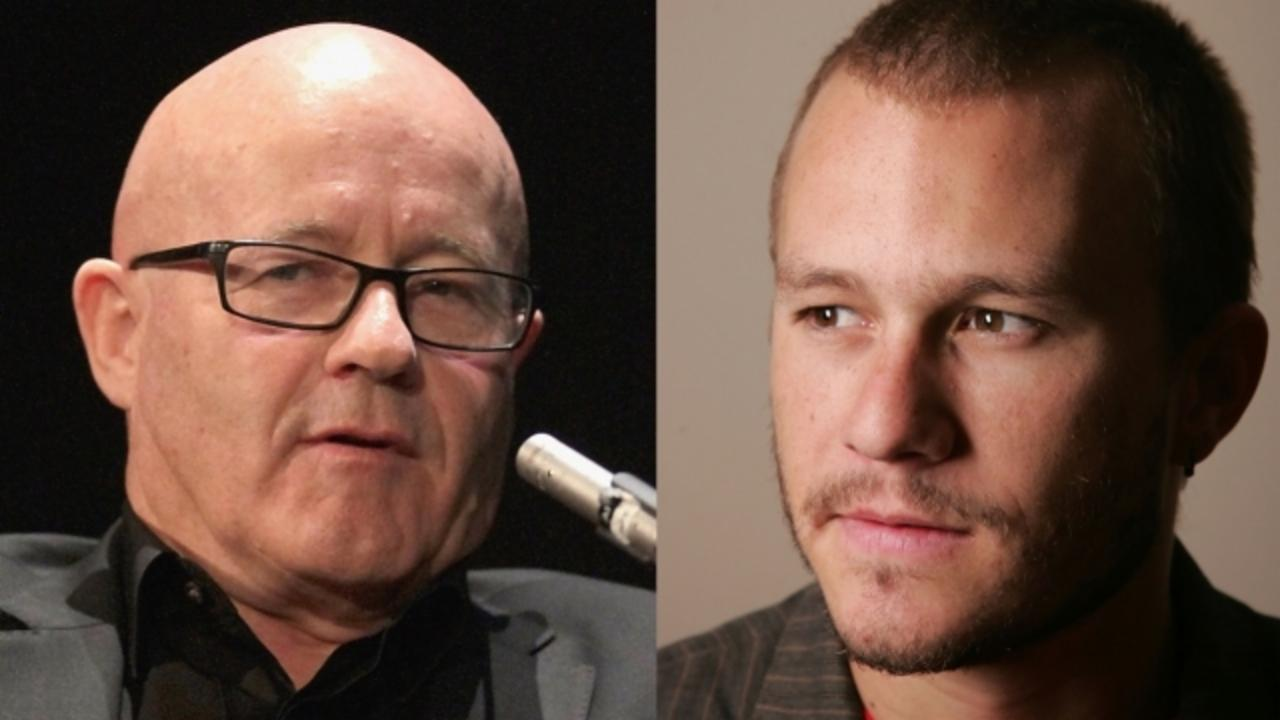 Heath Ledger's Father Reveals the Last Thing His Son Told the Family