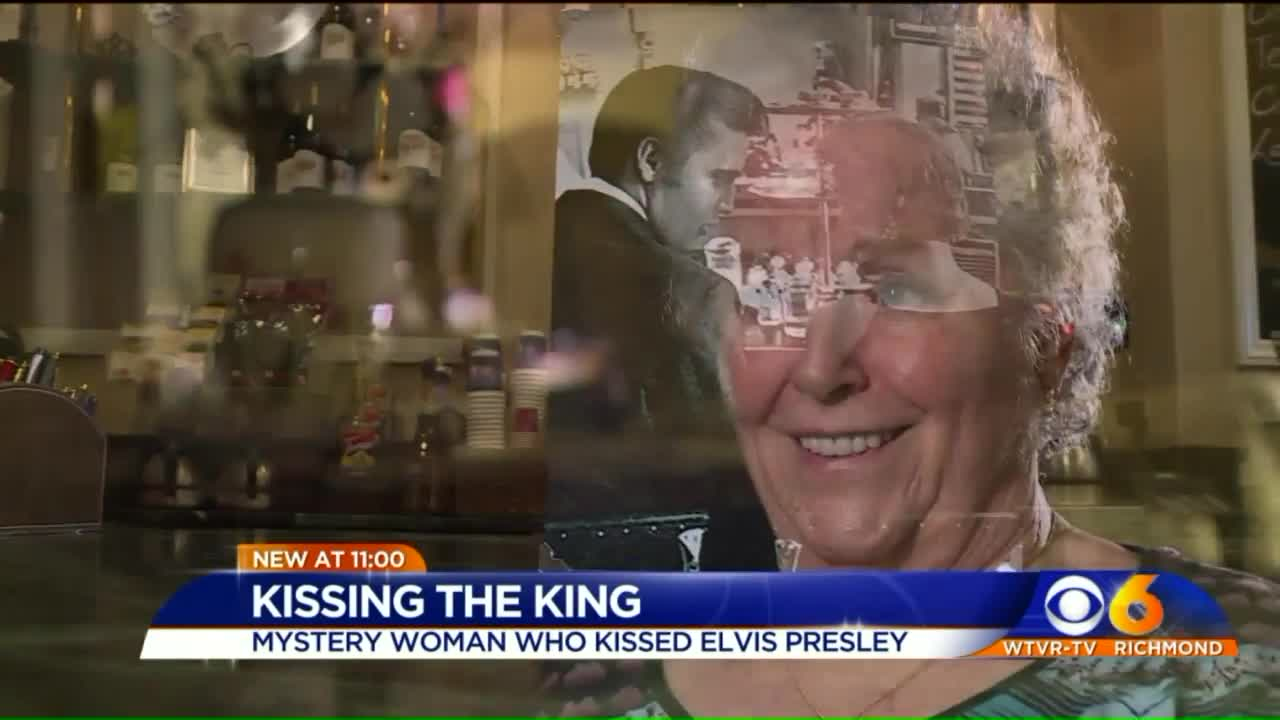 Mystery Woman Reflects on Famous Elvis Presley Photos