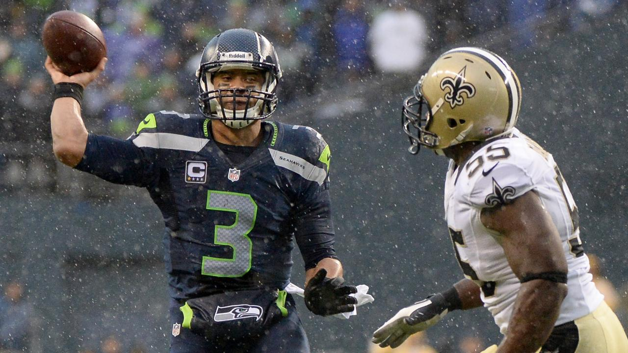 The MMQB Spotlight: Russell Wilson