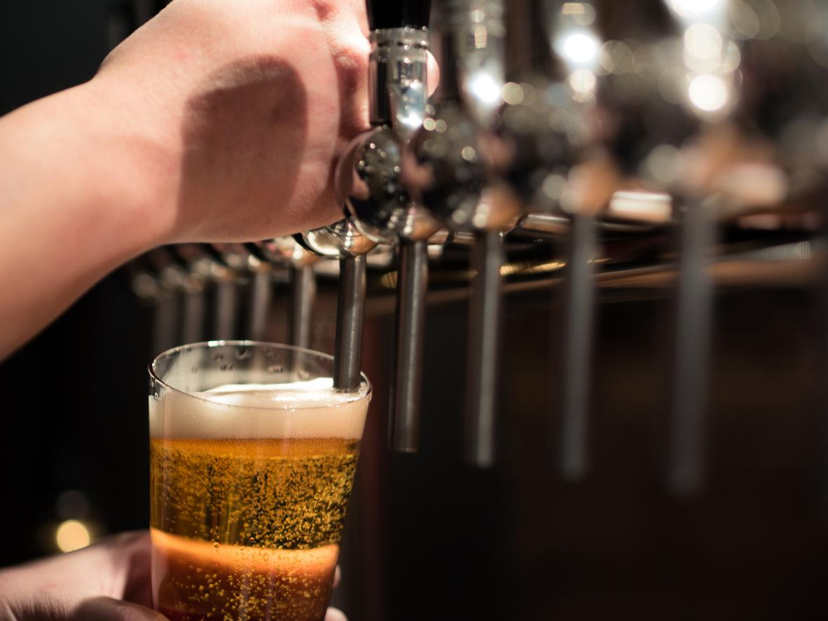 The Smithsonian posted a job for a full time beer drinker (and researcher)