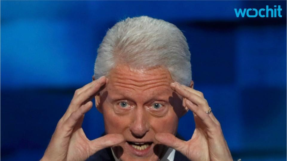 "If Hillary Wins, Bill Clinton Will Be America's First ""First Gentlemen"""