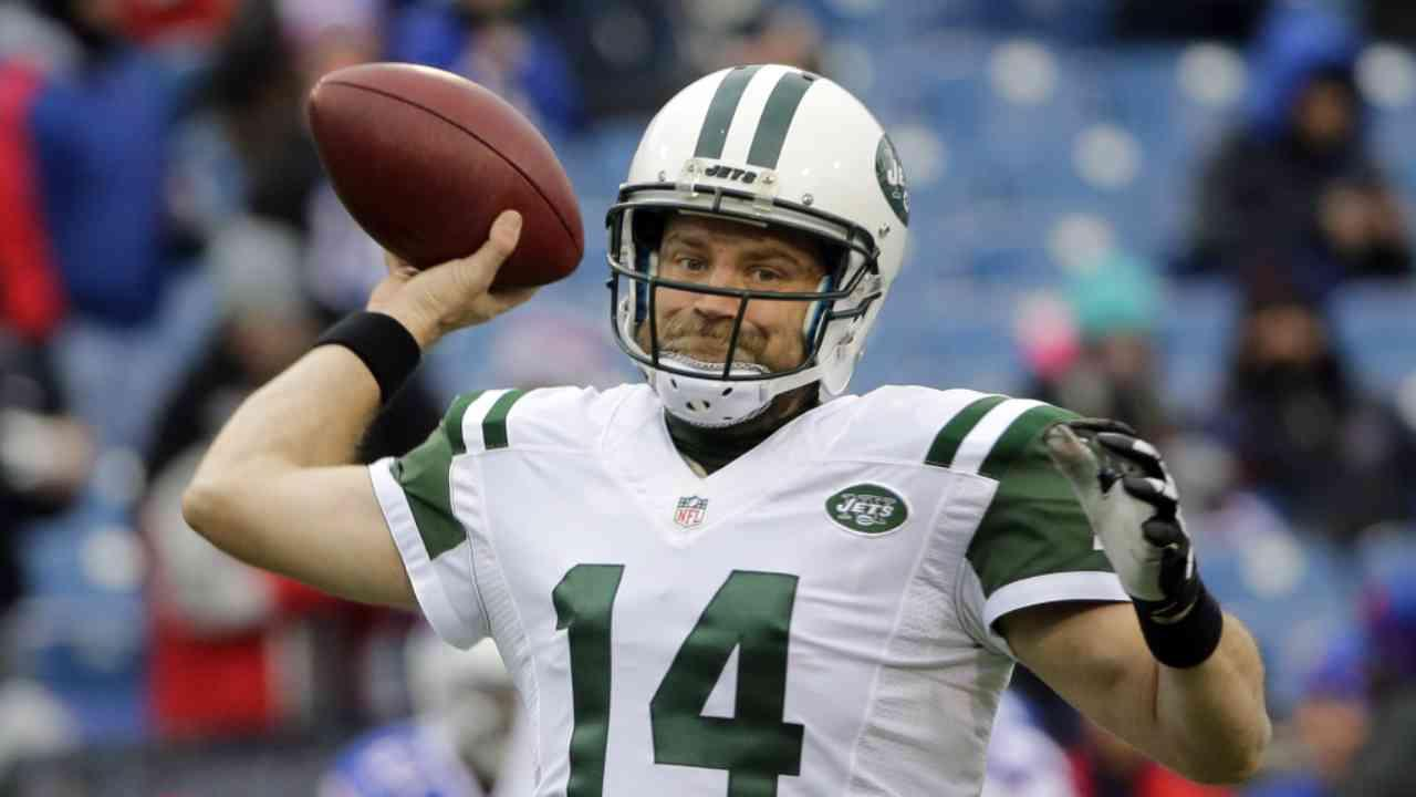 meet 70cfb bebef Check out Jets QB Ryan Fitzpatrick's 8-bedroom New Jersey ...