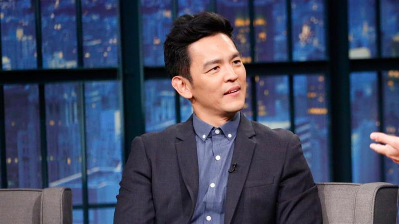 John Cho: The Cast of Star Trek Beyond Was Obsessed with Dubsmash