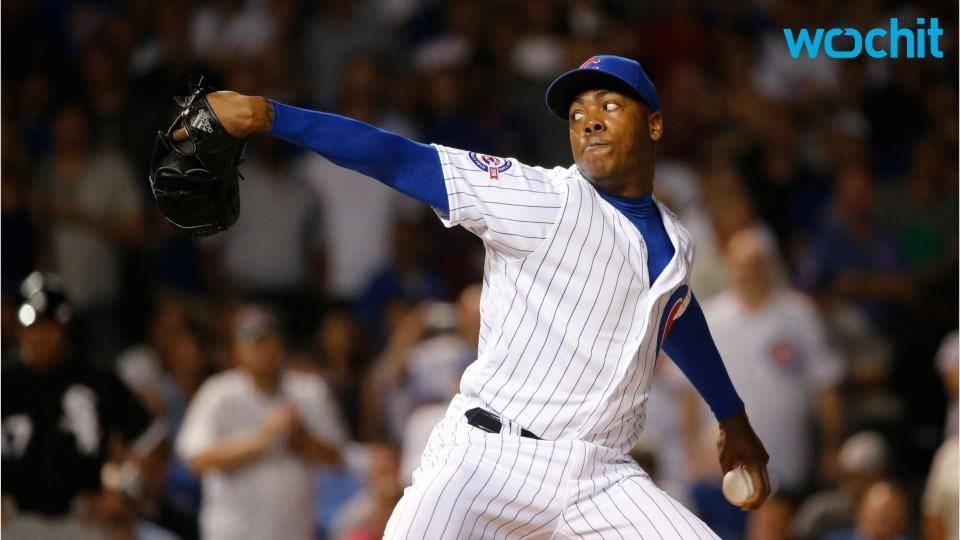 Aroldis Chapman Isn't Just The 100-MPH Man