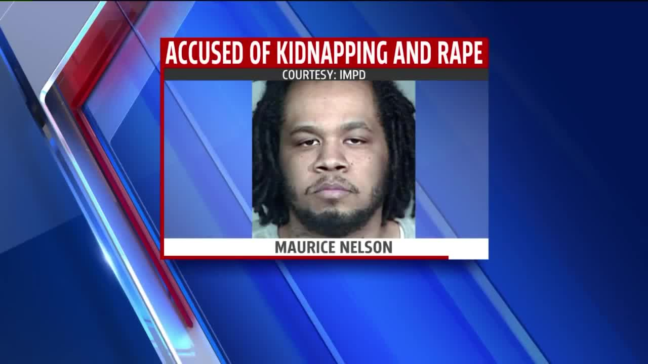 Man Accused of Keeping Woman Chained in Basement for Sex