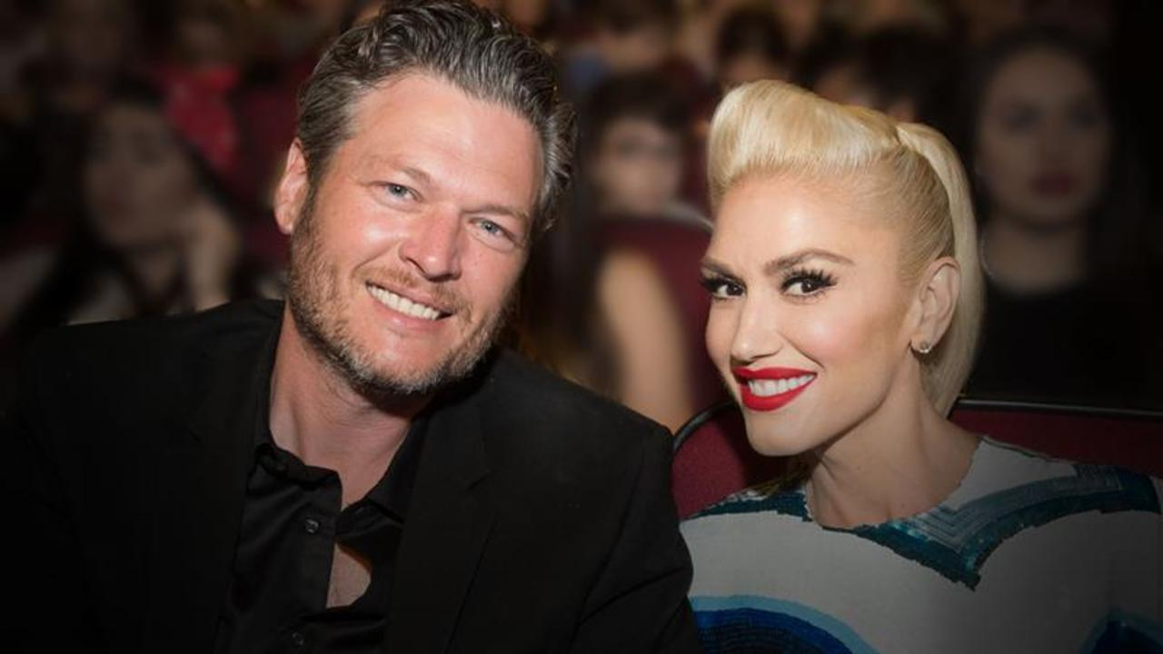 "Blake Shelton: Gwen Stefani ""Saved My Life"""