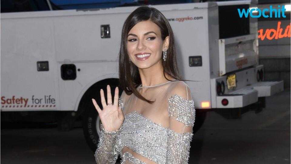 Victoria Justice To Host 2016 Teen Choice Awards