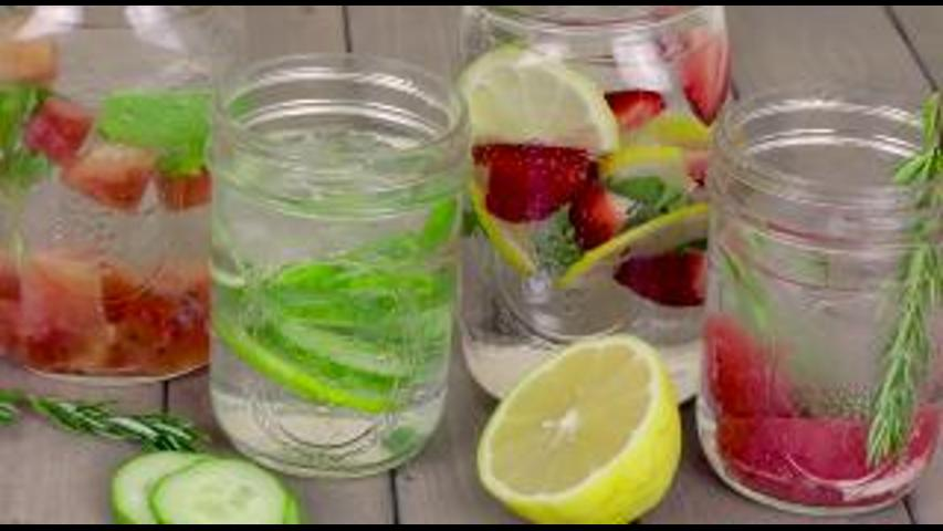 12 Infused Water Recipes