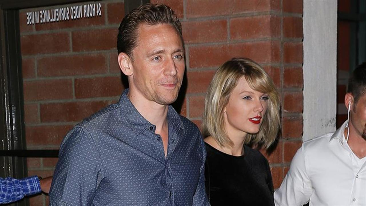 Exclusive: Taylor and Tom's Date Night