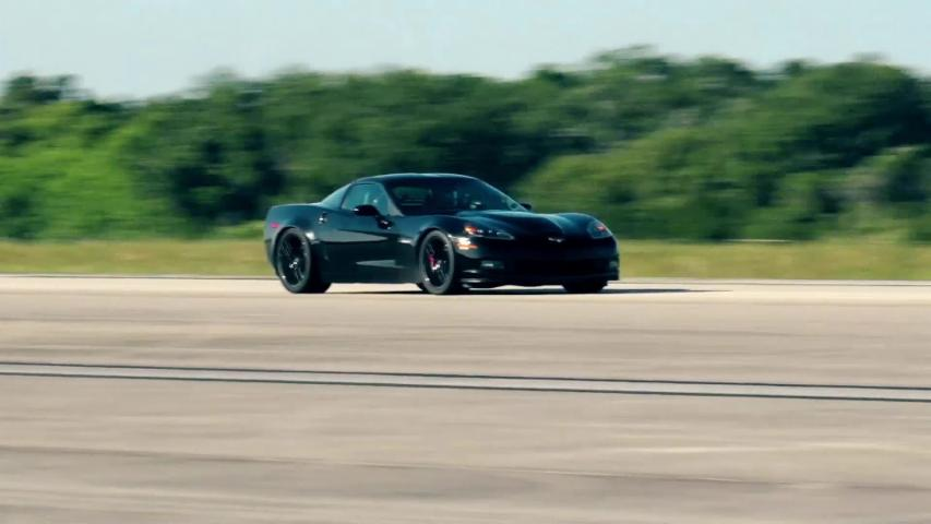 The Fastest Electric Car Ever Isn't a Tesla, It's a Converted Corvette